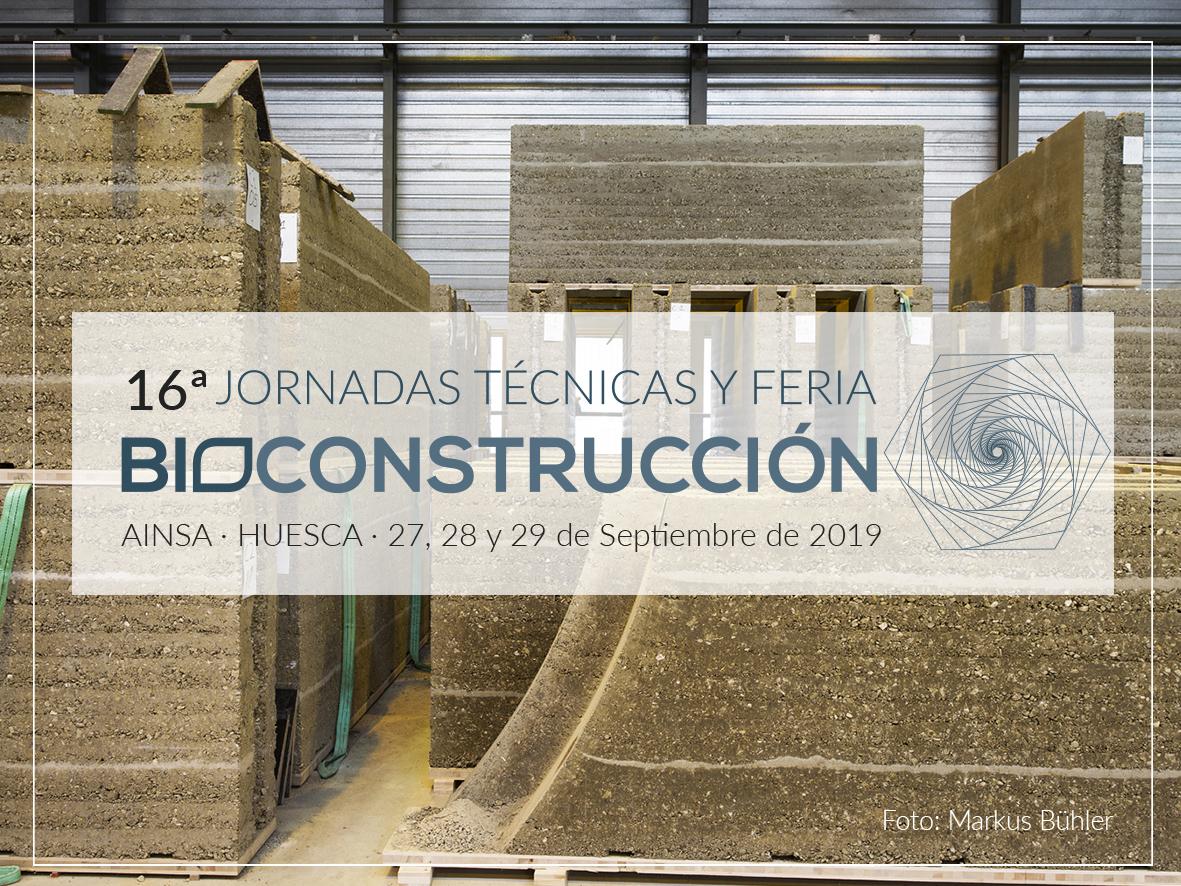 Jornadas Técnicas de Bioconstrucción